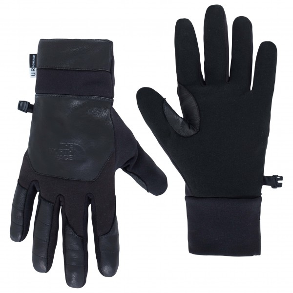 The North Face - Etip Leather Glove - Gloves