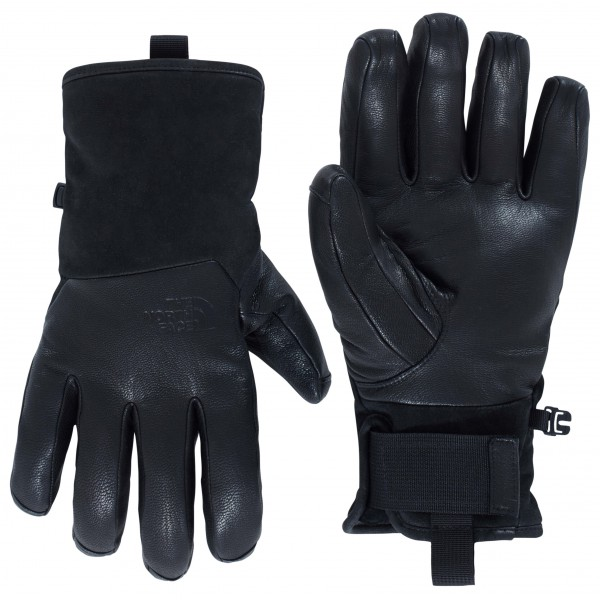 The North Face - Leather Il Solo Gloves - Handsker