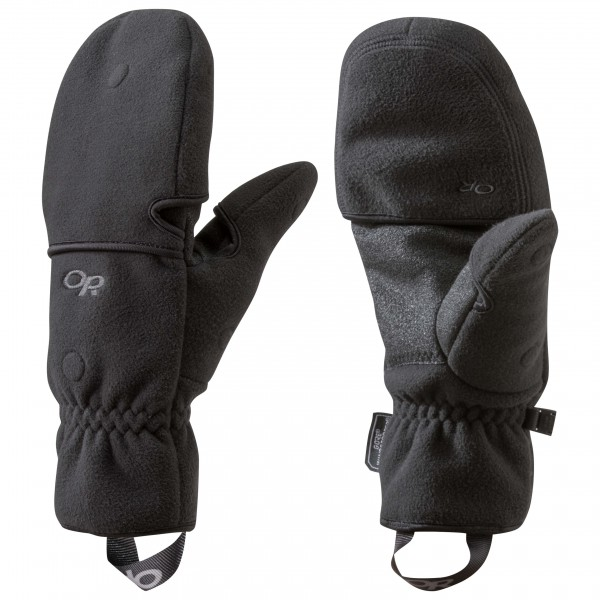 Outdoor Research - Gripper Convertible Gloves - Handskar