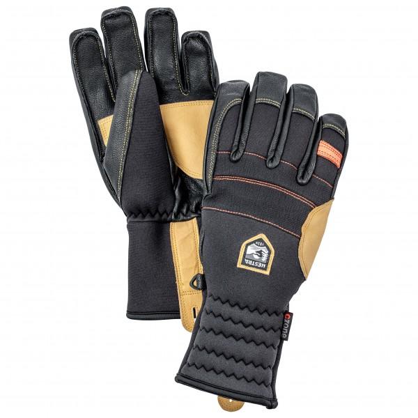 Hestra - Army Leather Crevasse 5 Finger - Käsineet