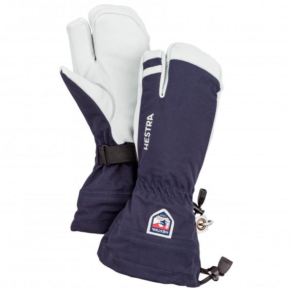 Hestra - Army Leather Heli Ski 3 Finger - Handskar