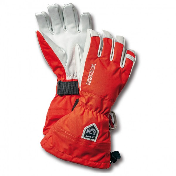 Hestra - Army Leather Heli Ski 5 Finger - Gants