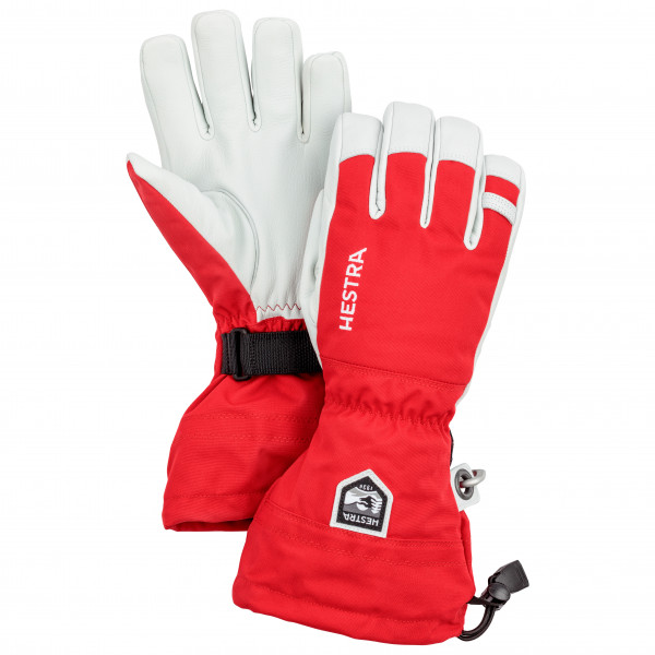 Hestra - Army Leather Heli Ski 5 Finger - Gloves