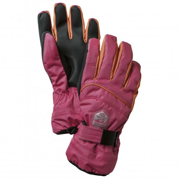 Hestra - Kid's Primaloft 5 Finger - Handsker