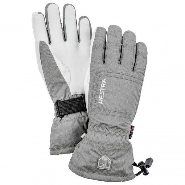 Hestra - Women's CZone Powder 5 Finger - Handskar