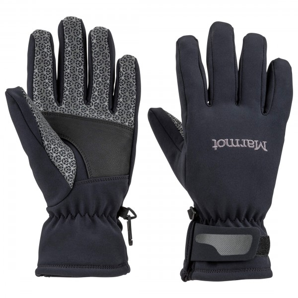 Marmot - Women's Glide Softshell Glove - Handschuhe
