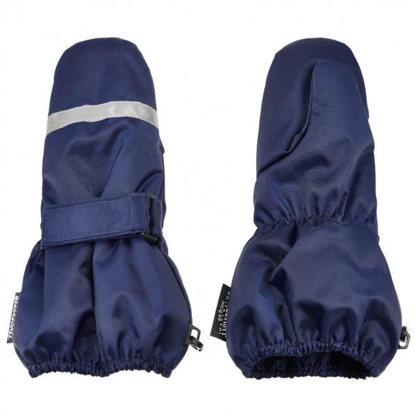 Minymo - Kid's Le 94 Mittens Solid Oxford - Handskar