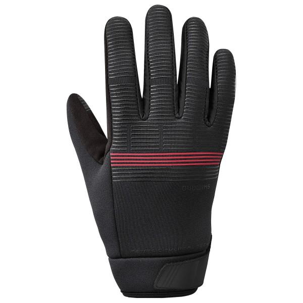 Shimano - Windbreak Thermal Reflective Gloves - Handsker