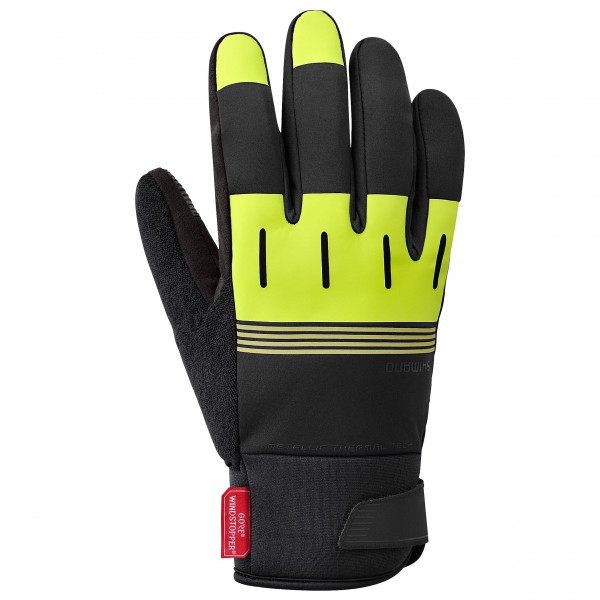 Shimano - Windstopper Thermal Reflective Gloves - Handskar