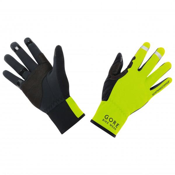 GORE Bike Wear - Universal Gore Windstopper Gloves - Handskar