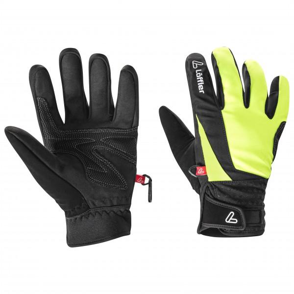 Löffler - Velox Radhandschuhe Windblocker Softshell - Handschoenen