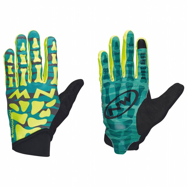 Northwave - Skeleton Full Gloves - Handsker