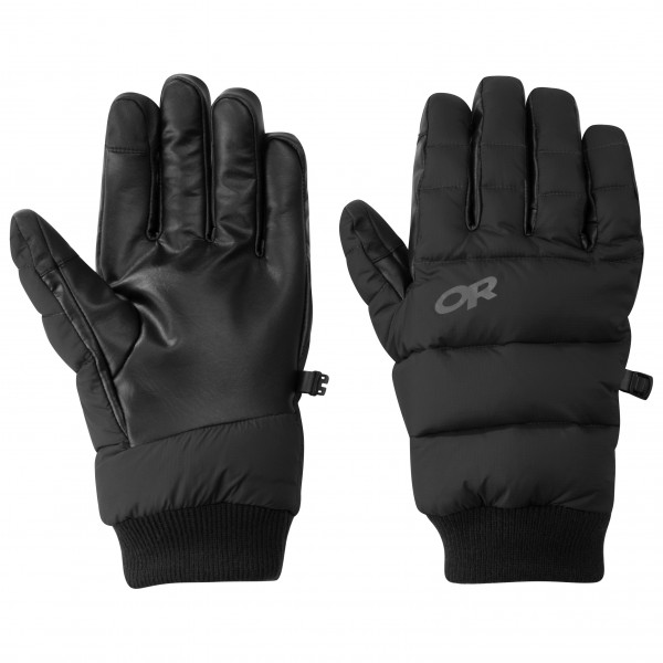 Outdoor Research - Transcendent Down Gloves - Handskar