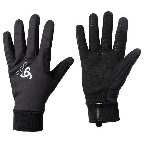 Odlo - Gloves Windproof Warm - Handskar
