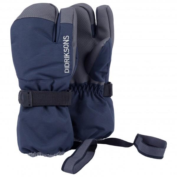 Didriksons - Kid's Fossa Three-Finger Gloves - Handskar