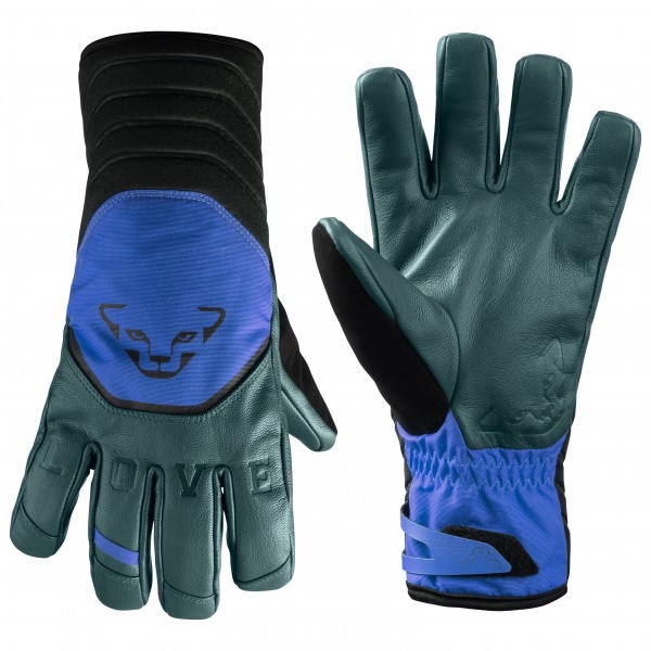 Dynafit - Free Touring Leather Gloves - Handschoenen