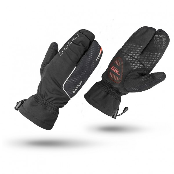 GripGrab - Nordic Windproof Deep Winter Lobster Glove - Käsineet
