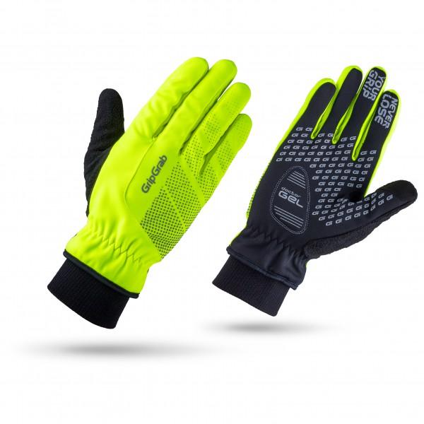 GripGrab - Ride Windproof Hi-Vis Glove - Handsker
