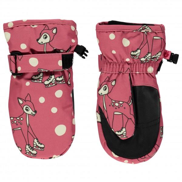 Smafolk - Kid's Mittens with Deer - Handskar
