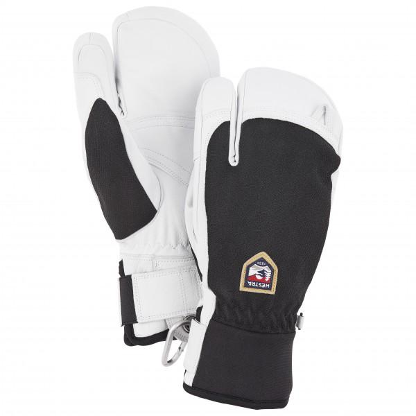 Hestra - Army Leather Patrol 3 Finger - Hansker