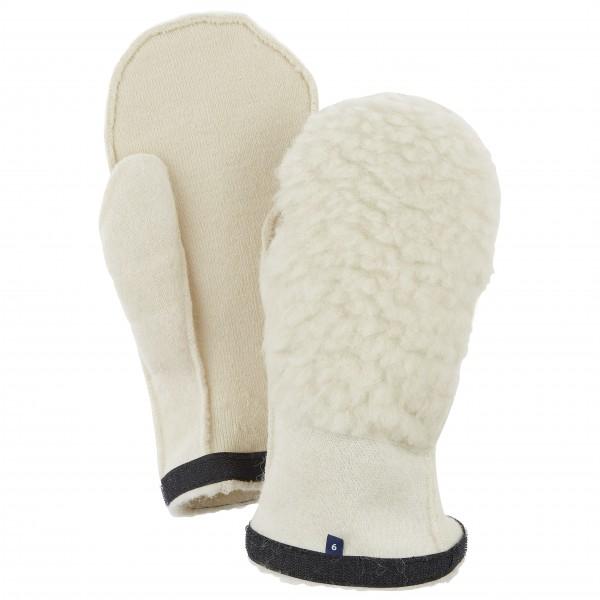 Hestra - Heli Ski Wool Liner Mitt - Handskar