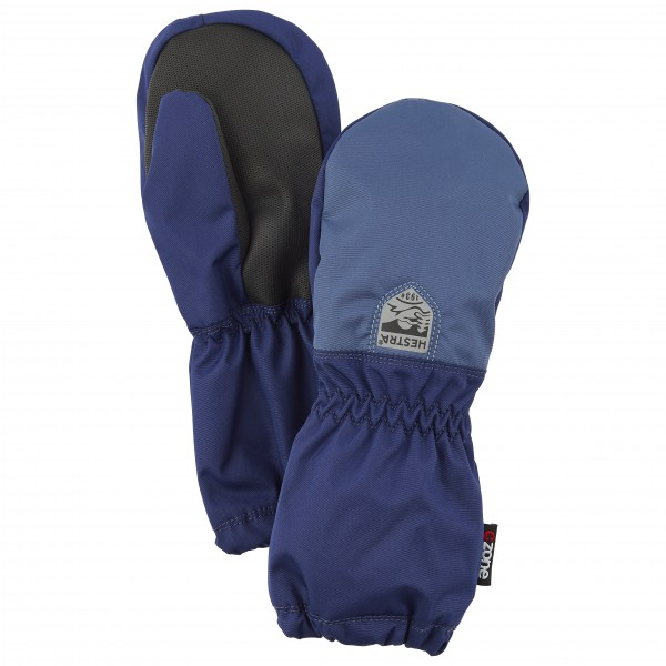 Hestra - Kid's Czone Contact Shell Mitt - Hansker
