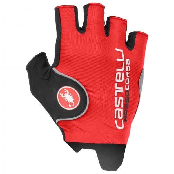 Castelli - Rosso Corsa Pro Glove - Käsineet