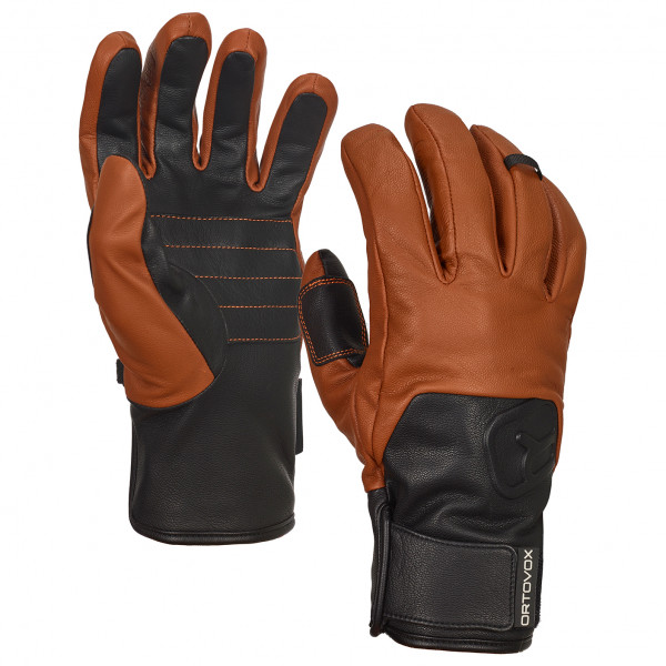 Ortovox - Swisswool Leather Glove - Handskar