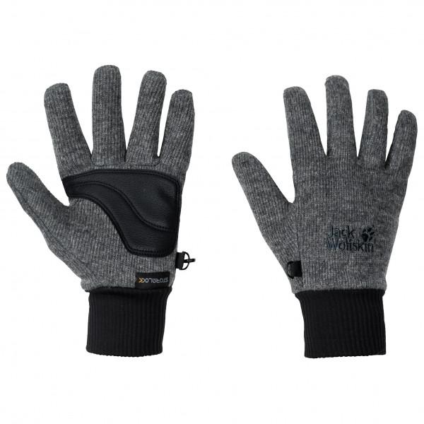 Jack Wolfskin - Stormlock Knit Glove - Hansker