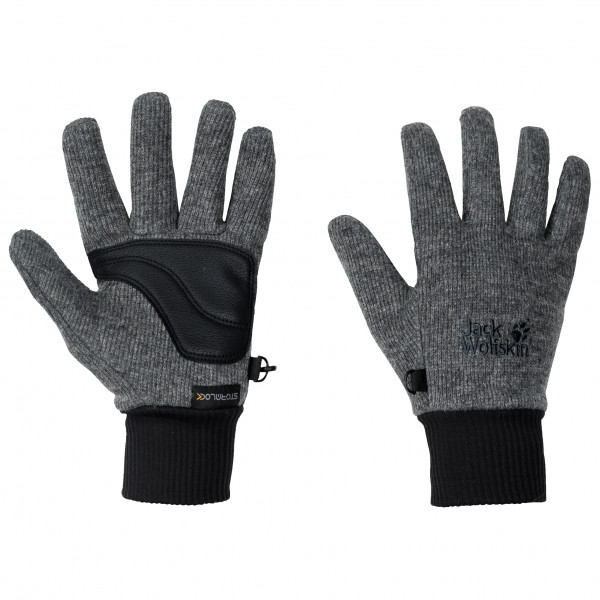 Jack Wolfskin - Stormlock Knit Glove - Handskar