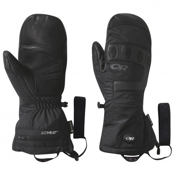 Lucent Heated Sensor Mitts - Gloves