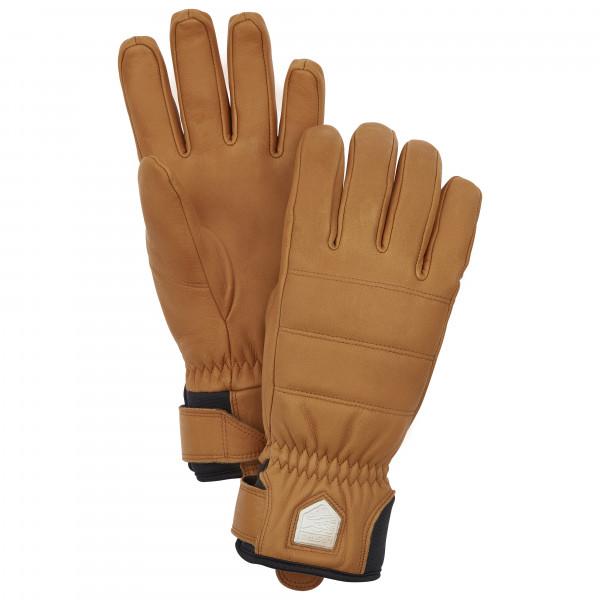 Hestra - Alpine Leather Primaloft 5 Finger - Handschuhe