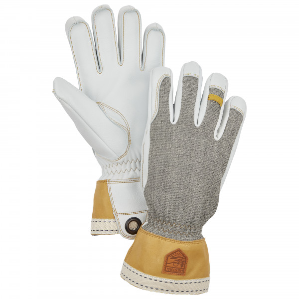 Army Leather Tundra 5 Finger - Gloves