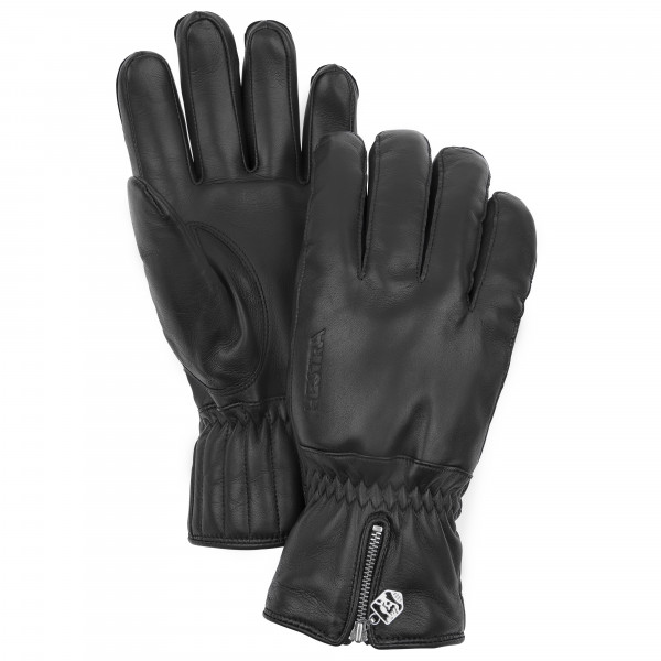 Hestra - Leather Swisswool Classic 5 Finger - Gloves