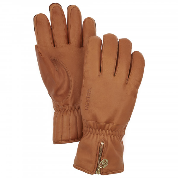Leather Swisswool Classic 5 Finger - Gloves