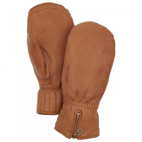 Hestra - Leather Swisswool Classic Mitt - Gloves