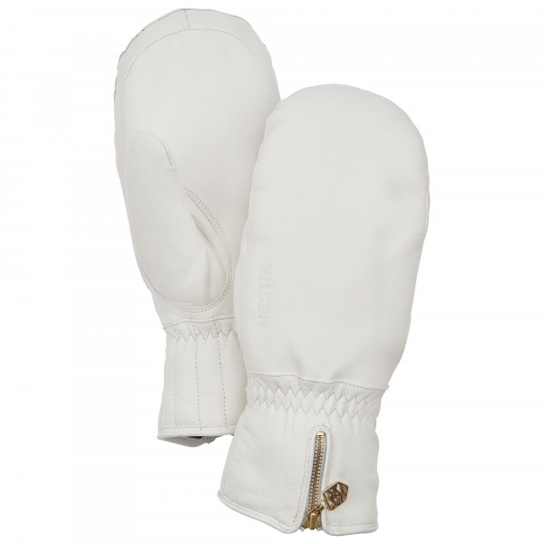 Hestra - Leather Swisswool Classic Mitt - Gloves