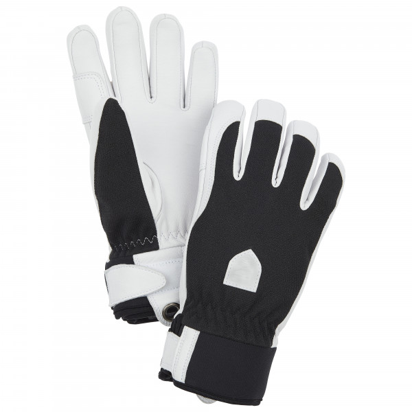 Women's Army Leather Patrol 5 Finger - Gloves