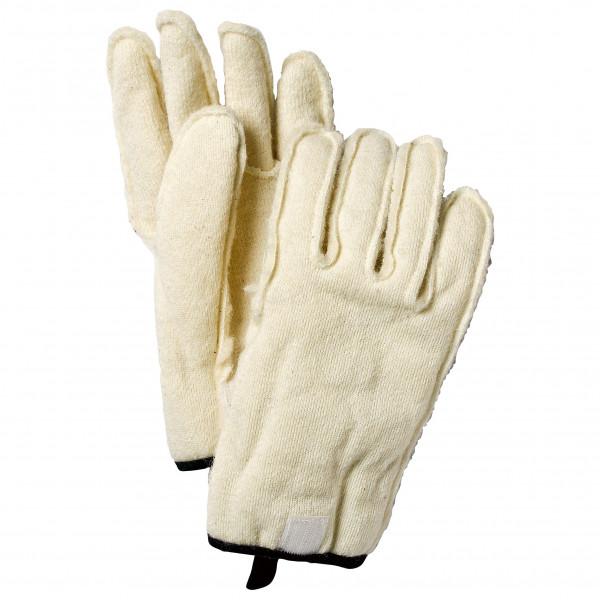 Wool Pile / Terry Liner Short 5 Finger - Gloves