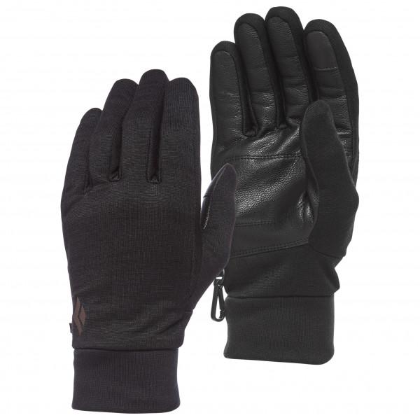Black Diamond - Heavyweight Wooltech Gloves - Handskar