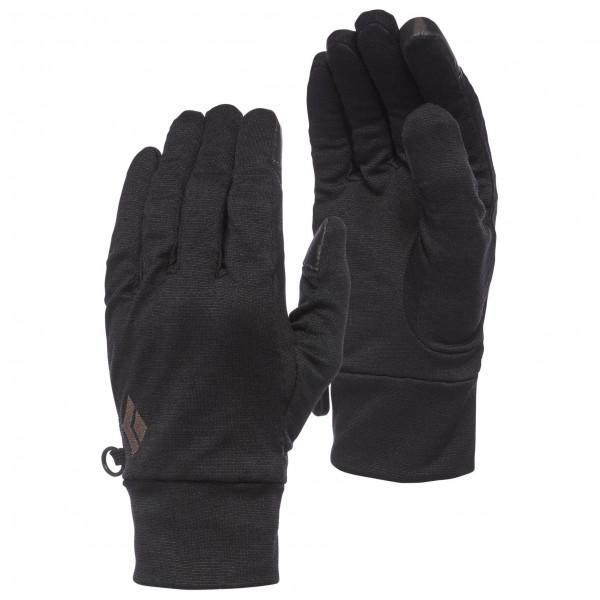 Black Diamond - Lightweight Wooltech Gloves - Handsker