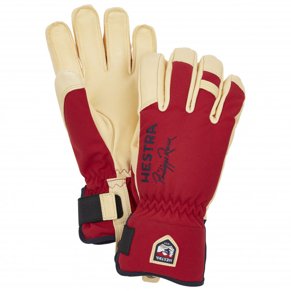 Philippe Raoux Ecocuir Short 5 Finger - Gloves