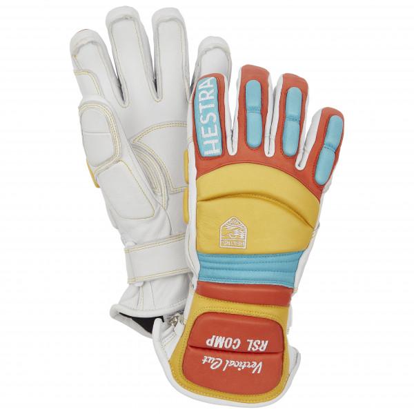 Rsl Comp Vertical Cut 5 Finger - Gloves