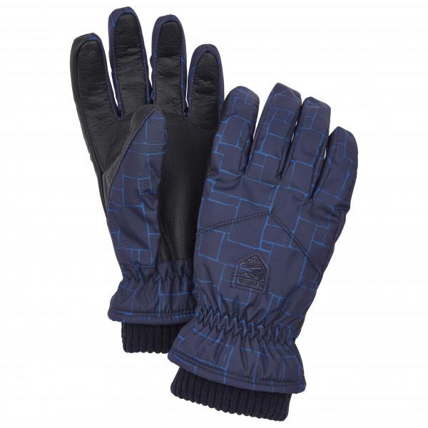 Hestra - Women's Women'S Primaloft Rib Knit 5 Finger - Handschuhe