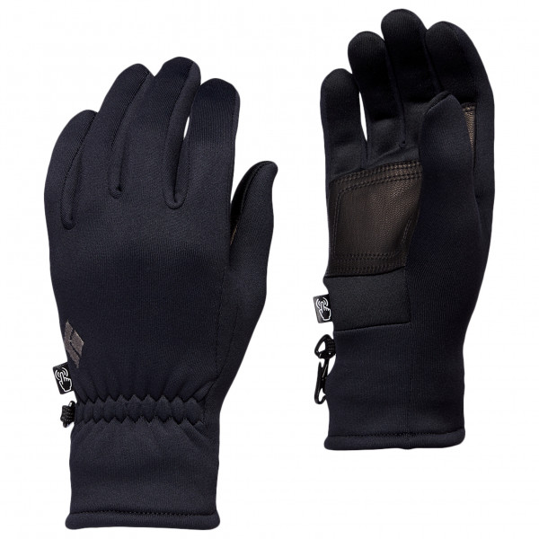 Black Diamond - Heavyweight Screentap Gloves - Handsker