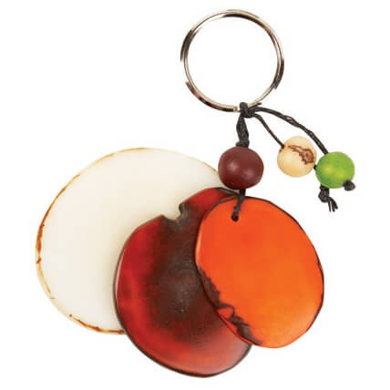 Prana - Asaid Key Chain - Organic