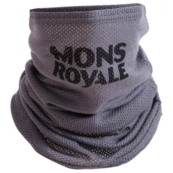 Mons Royale - Mueller Mesh Neckwarmer Box Logo - Halstuch