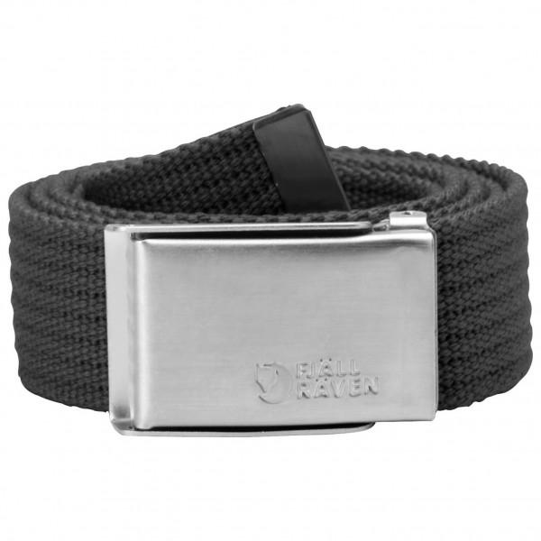 Merano Canvas Belt - Belt
