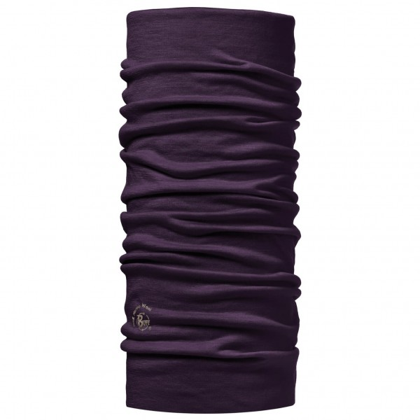Buff - Merino Wool Uni Buff - Multifunctionele doek