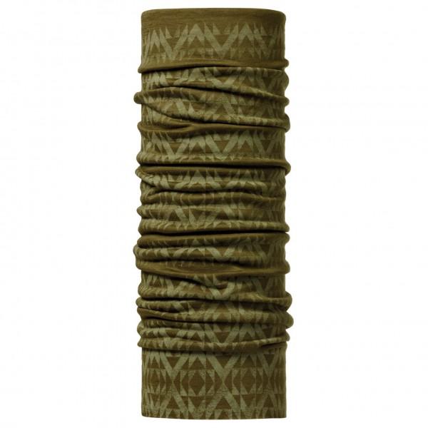 Buff - Merino Wool Patterned Buff - Multi-function bandana